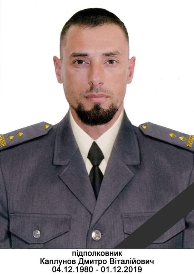 Дмитро Каплунов
