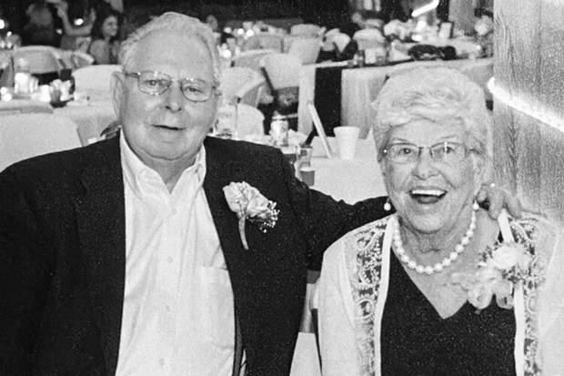 Білл та Пат прожили разом 61 рік