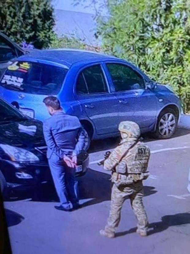 Главу Одесской таможни Грибанова задержали – фото, видео