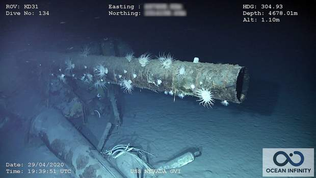 Пережил две мировые войны и атомное оружие: в океане нашли остатки уникального корабля – фото