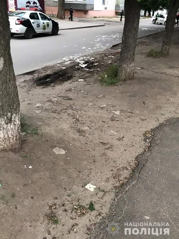 вибух банкомата, Харків