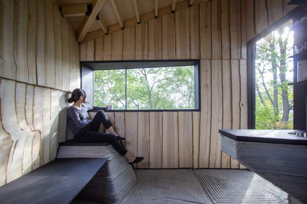 В такому будиночку приємно медитувати / фото: Deezen