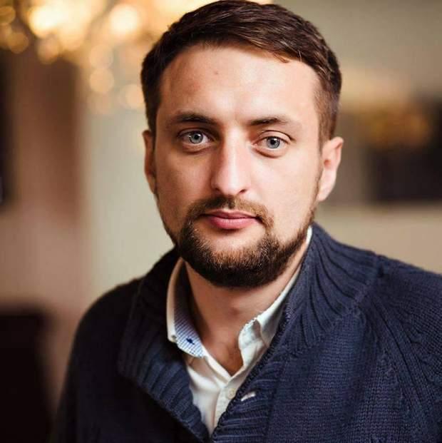 Адвокат Стерненка Віталій Коломієць