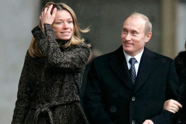 Путін і Марія Воронцова