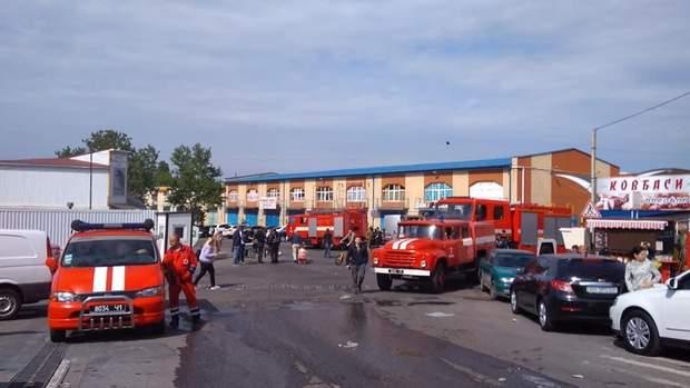На Одещині на ринку