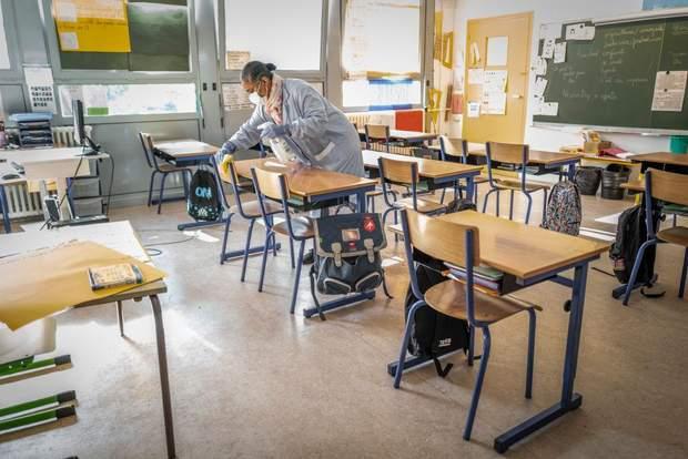 Франція школа