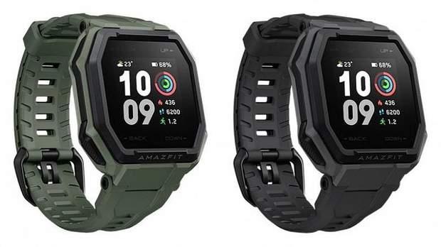AmazFit Ares: защищенные по военным стандартам умные часы от Xiaomi