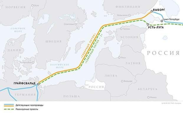 Жесткие немецкие правила для 'Северного потока-2': выиграет ли от этого Украина
