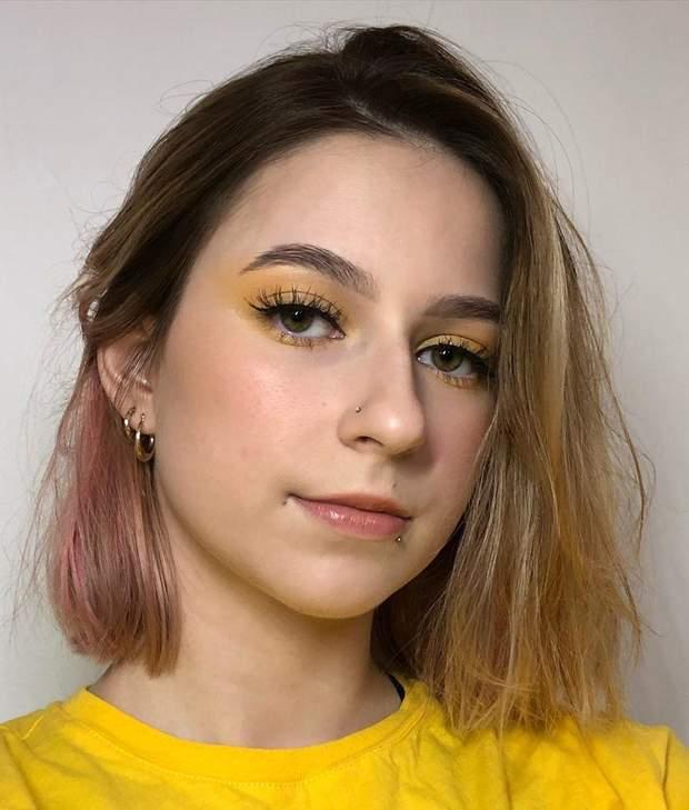 Жовті тіні