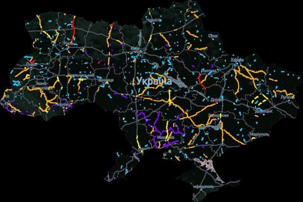 Які дороги відремонтують у 2020
