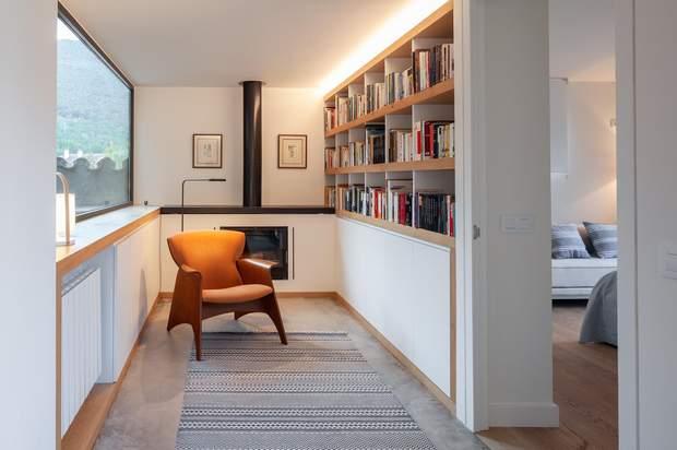 У будинку чимало зон для відпочинку / фото: Archdaily