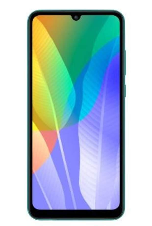 Смартфон-середнячок Huawei Y6