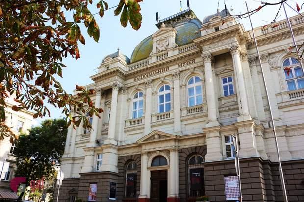 Музей Шептицького