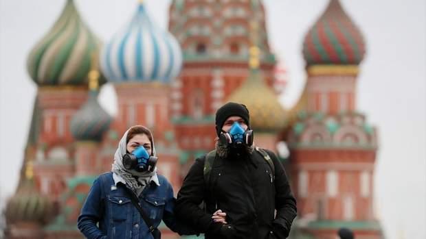коронавірус в росії реальна смертність