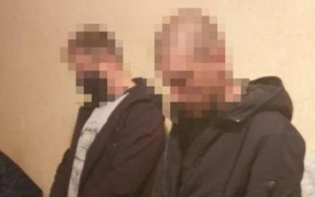 Підозрювані у зґвалтуванні поліцейські