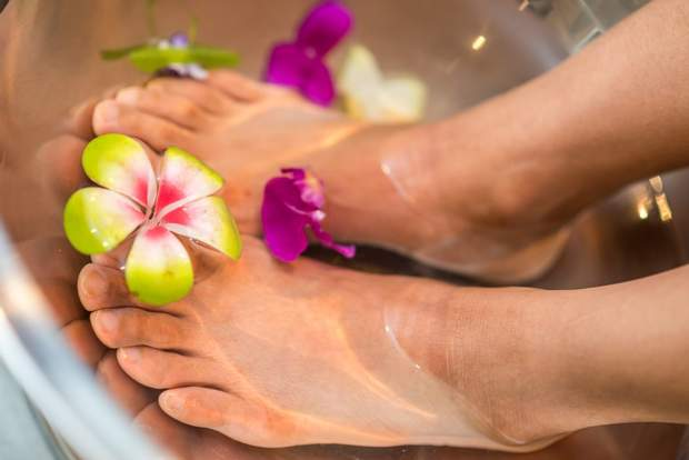 Ванночка для ніг