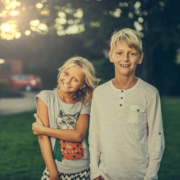 Брат і сестра