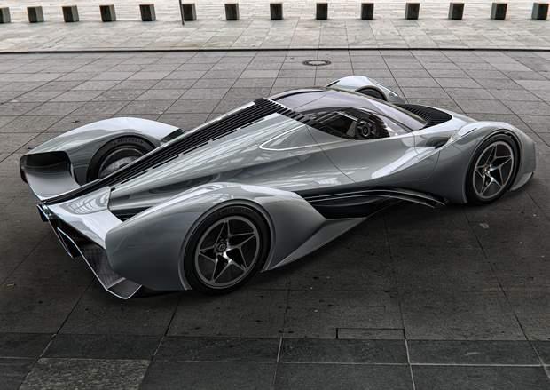 Jaguar вразив проєктом електричного гіперкара: неповторний дизайн та надпотужність