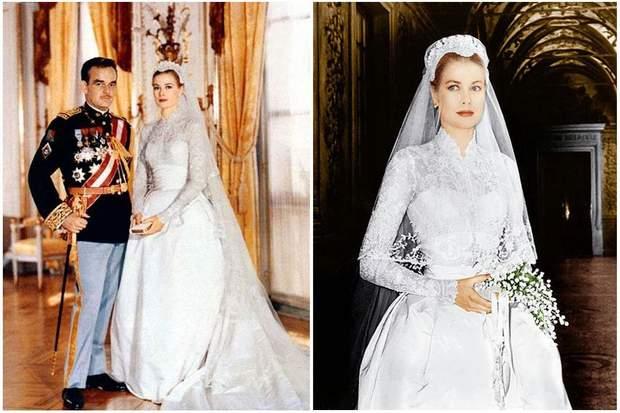 Весілля Грейс Келлі