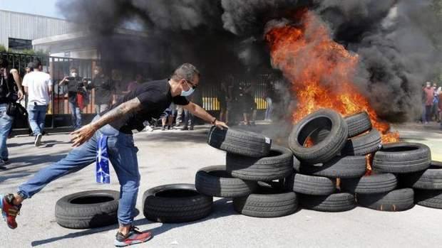 протест у Барселоні