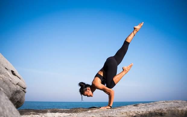 Асани йоги
