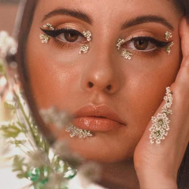 Аплікації в макіяжі