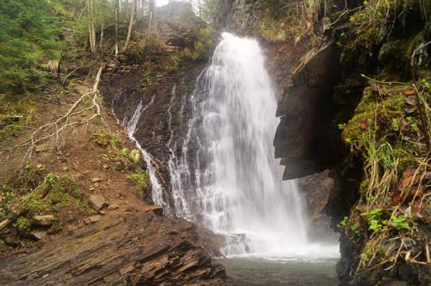 жинецький водоспад