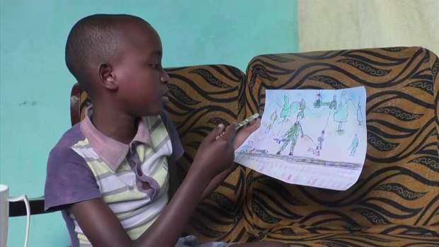 африка карантин коронавірус діти руанда