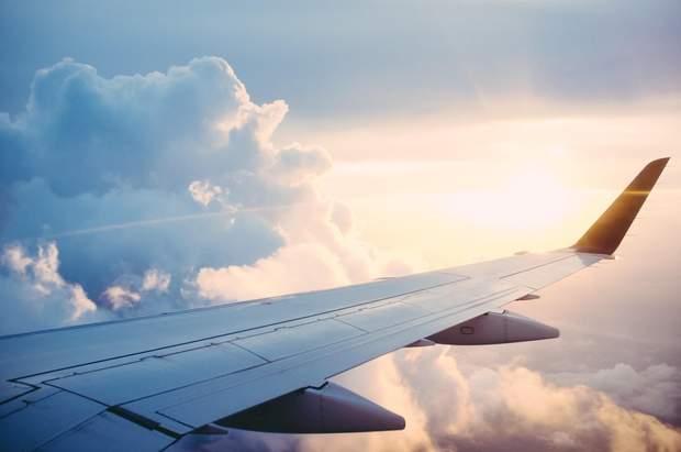 В літаку менше шансів підхопити COVID-19