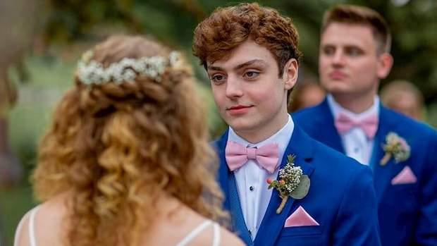 18-летний парень женился, потому что из-за болезни ему осталось жить несколько месяцев: фото
