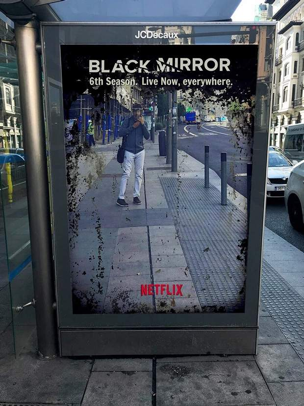 Новый сезон 'Черного зеркала' уже происходит в реальности: красноречивая реклама