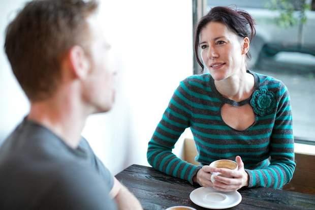 Більше говоріть з партнером