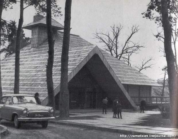 Ресторани Києва, які збереглися з минулого століття