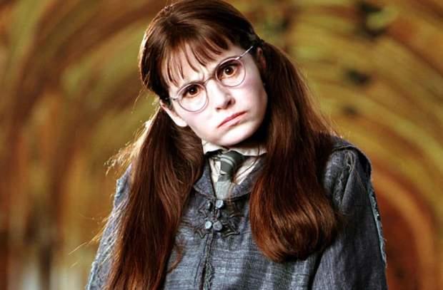 Міртл з фільму про Гаррі Поттера