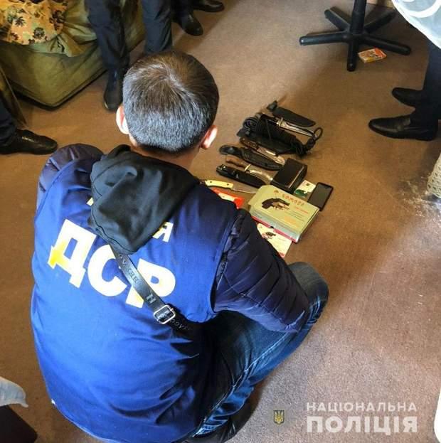 бровари поліція перестрілка обшуки розслідування