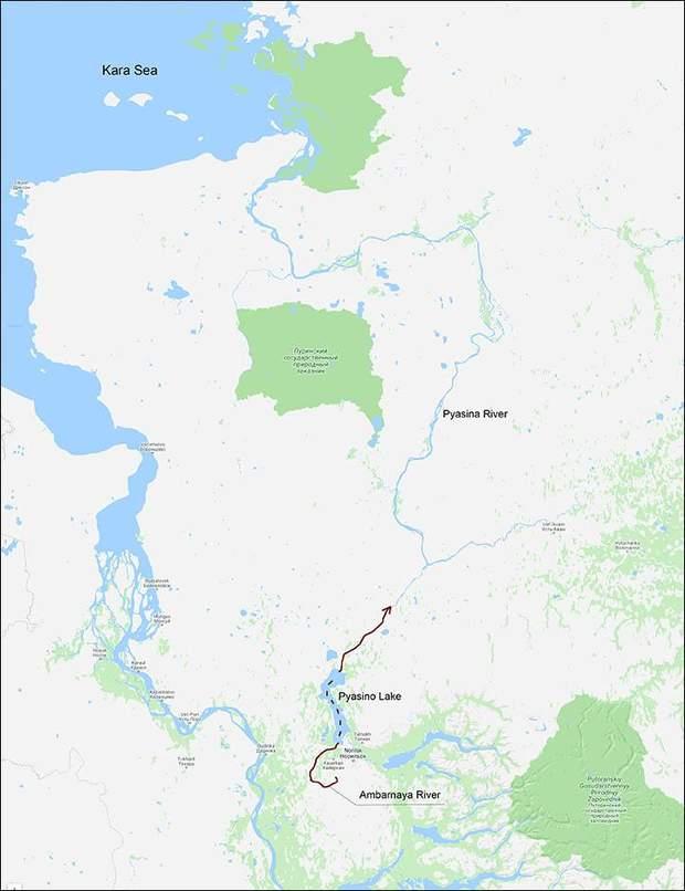Норильськ, катастрофа, витык нафти, річки, вода, екологія