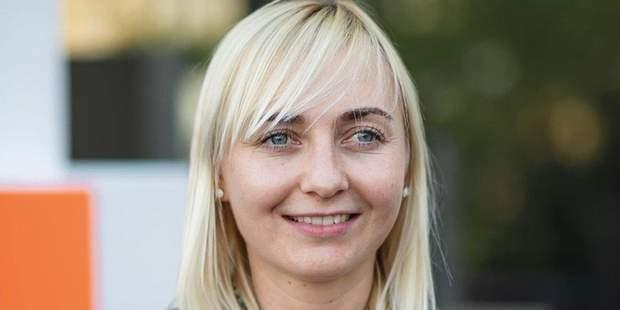 Олександра Устінова
