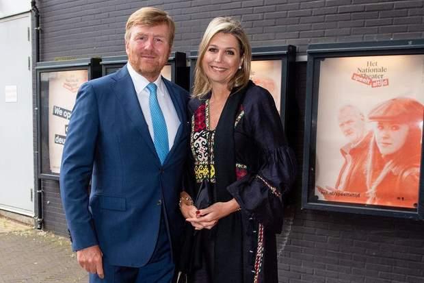 Король та королева Нідерландів