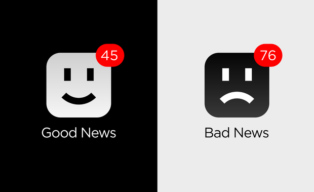 Очікування поганої новини посилює стрес