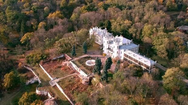 Шарівський маєток