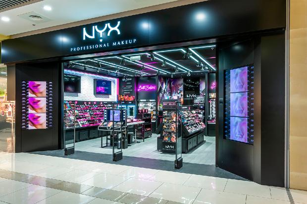 Магазин косметики NYX