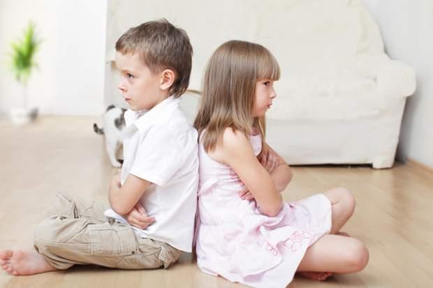 Конфлікт між дітьми