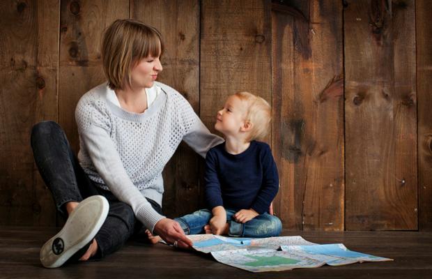 Родители должны быть примером для своего ребенка: советы, как это сделать