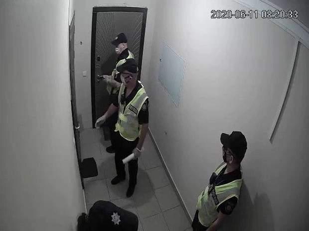 стерненко суд поліція