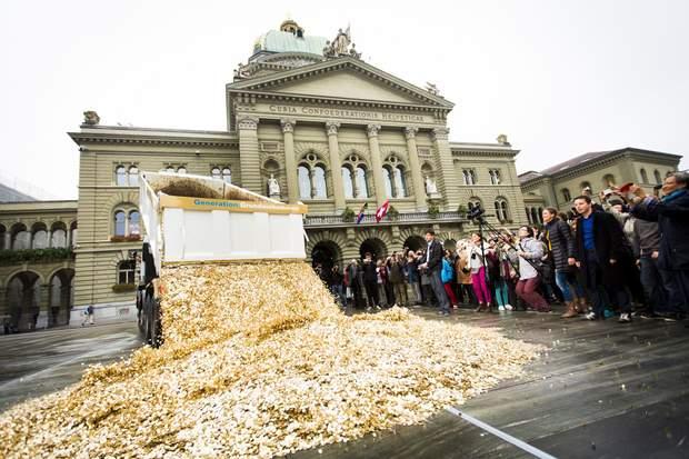Напередодні референдуму у Швейцарії