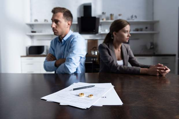 Розлучені батьки