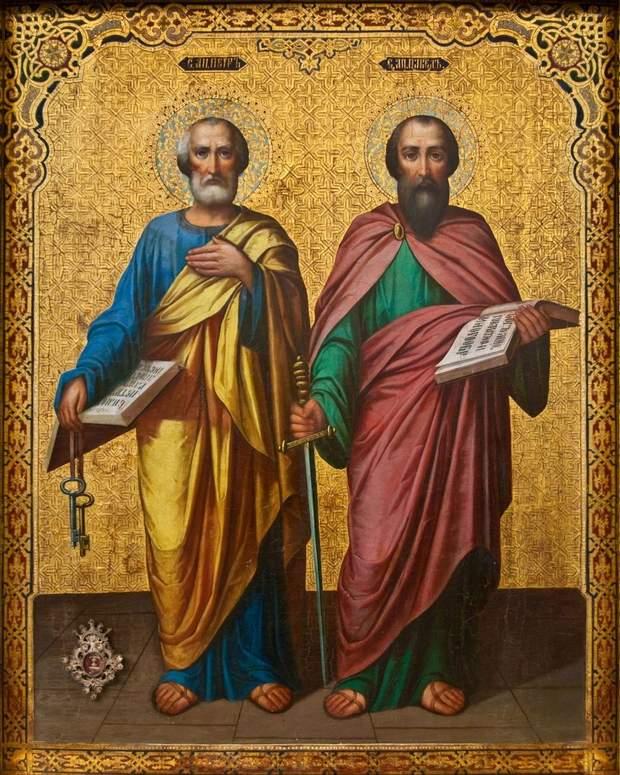 Апостоли Петро і Павло