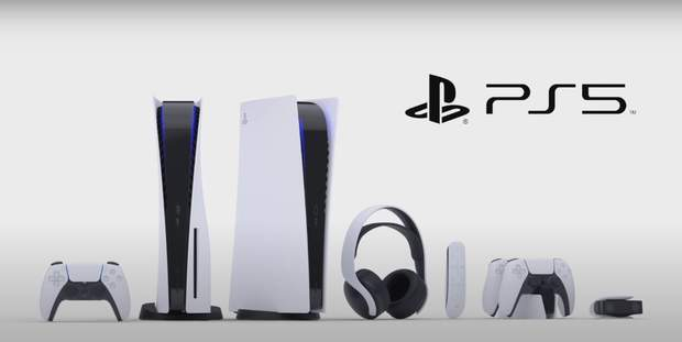 Sony наконец-то показала PlayStation 5: фото консоли