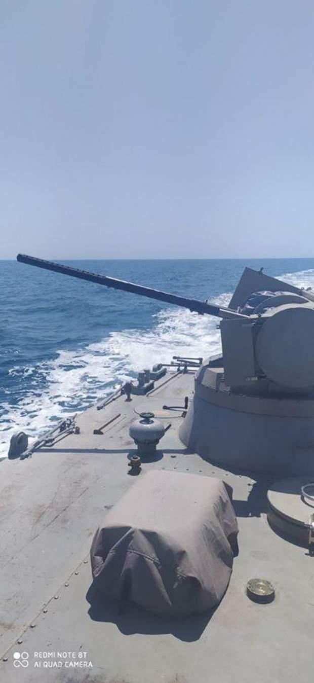 ВСУ испытали в Черном море новый бронекатер: фото и видео