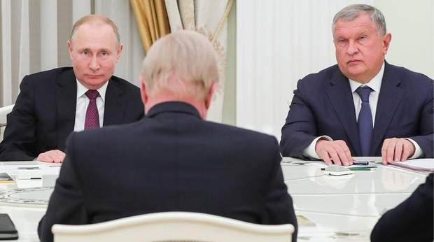 путін олігархи новини росії